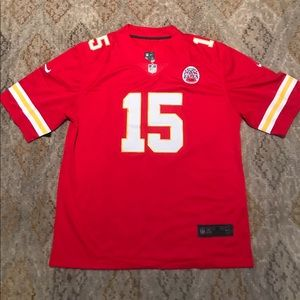 Brand New Nike Stitched Mahommes Jersey